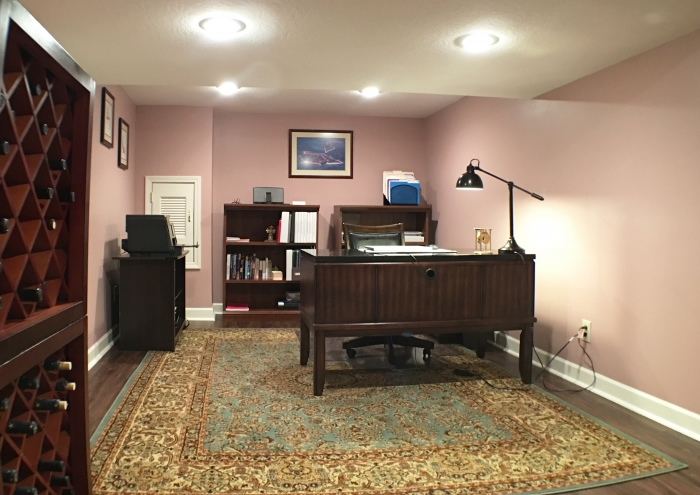 Basic Basement Remodeling
