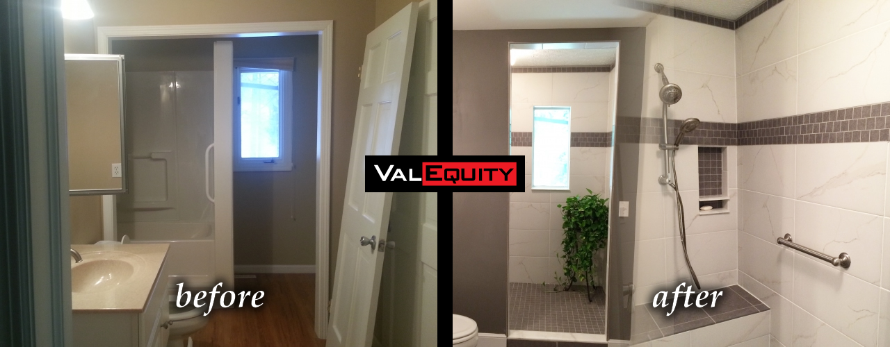Bathroom Remodeling Companies Near Me | ValEquity ...