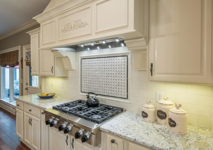 Moderate Kitchen Remodeling